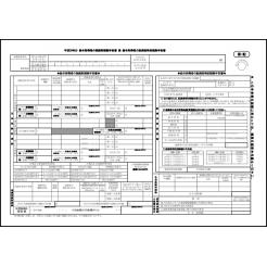 平成29年分給与所得者の保険料控除申告書 兼 給与所得者の配偶者特別控除申告書